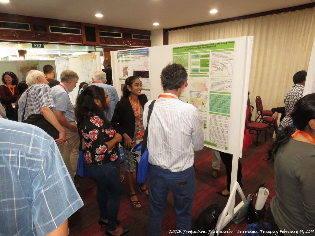 Inter Guiana Geological Conference in Suriname